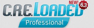 CRE loaded logo