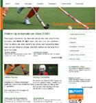 Team site van de hockey meiden van Were Di MA1